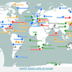carte céee par le site gouvernemental américain