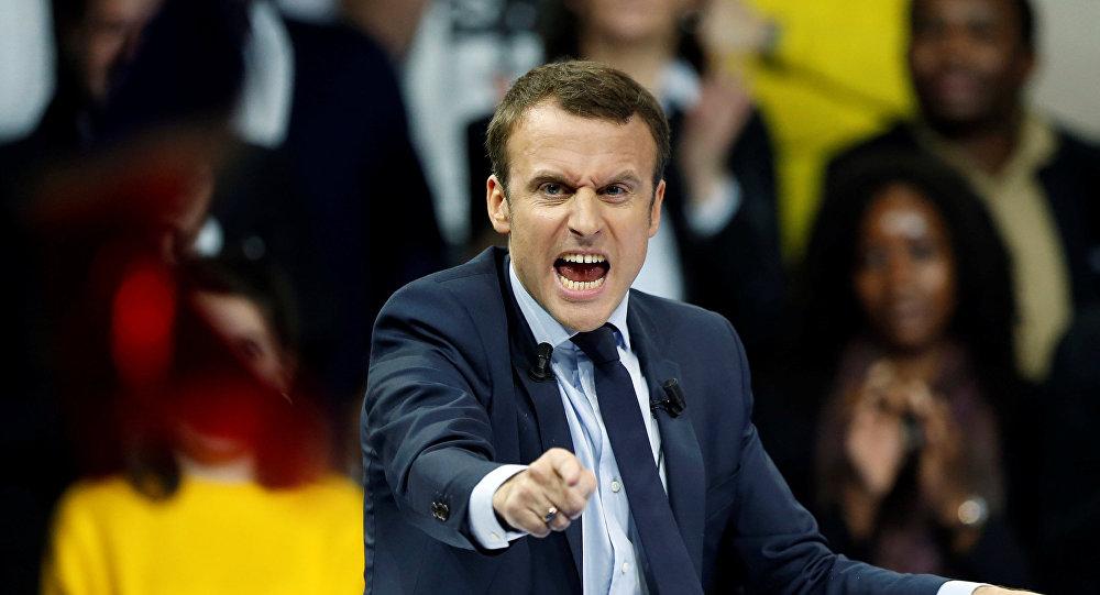Macron et nus allons gagner