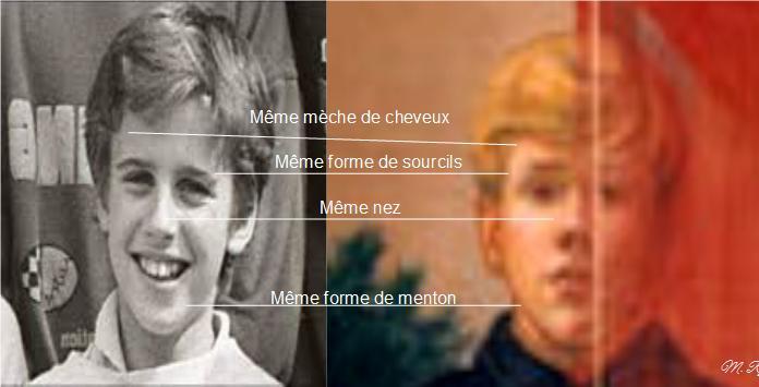 Macron fresque de bank of america 1